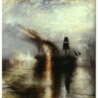 Peace  Burial at Sea