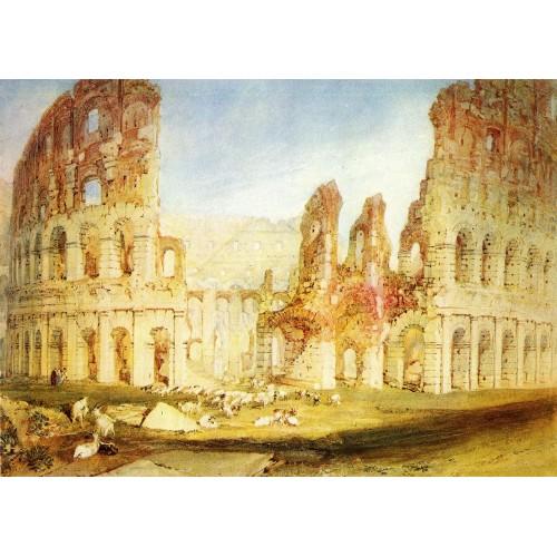 Rome the colosseum