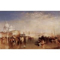 Venice seen from the giudecca canal