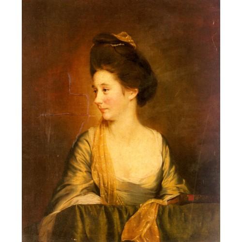 Portrait Of Susannah Leigh