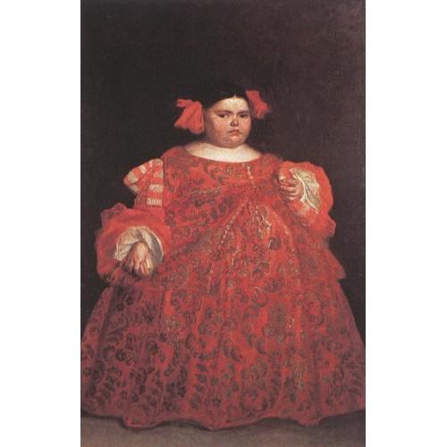 Eugenia Martinez Valleji called La Monstrua