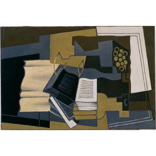 Carafe and book 1920