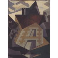Landscape at beaulieu 1918