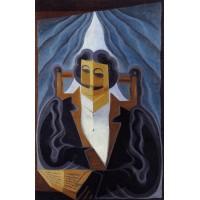 Portrait of a man 1923