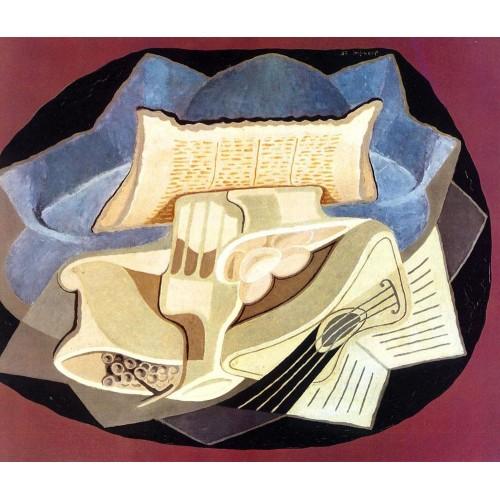 The blue cloth 1925