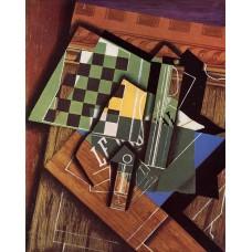 The checkerboard 1915