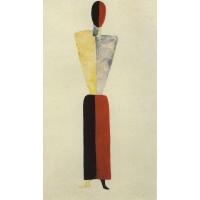 Girl figure 1929