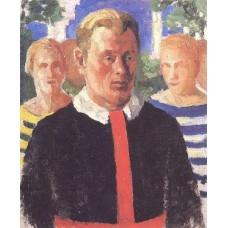Portrait of a man 1933