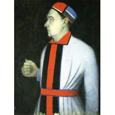 Portrait of man 1933