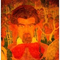 Self portrait 1907
