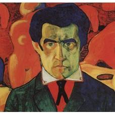 Self portrait 1910