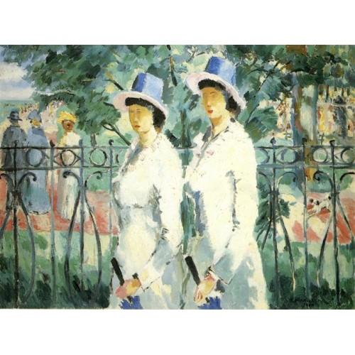 Sisters 1910
