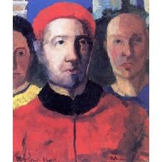 Triple portrait 1933