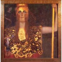 Minerva or pallas athena