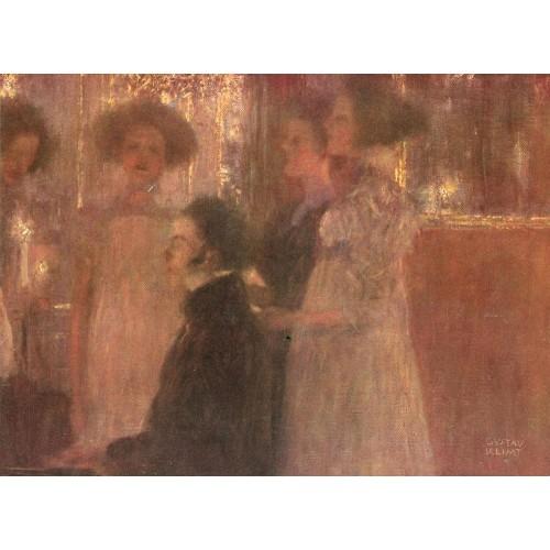 Schubert at the piano i