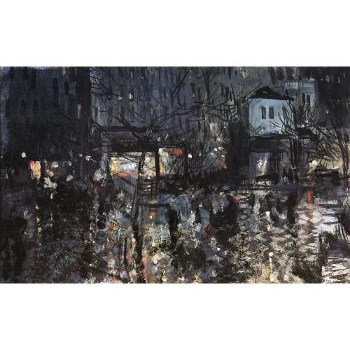 After the rain paris 1897