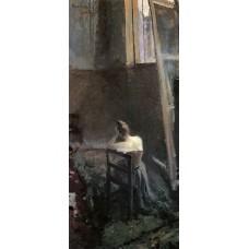 An artist s studio 1894