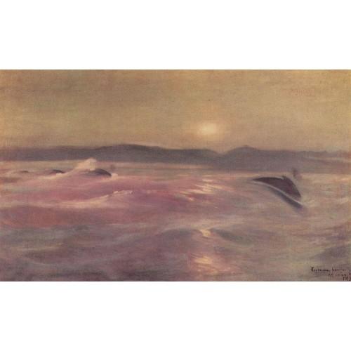 Arctic ocean 1913