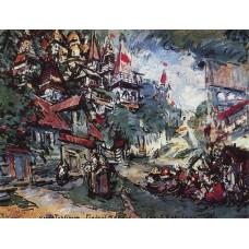 Castle capital 1911