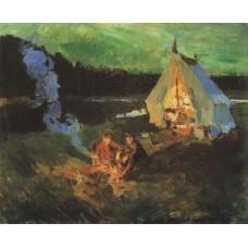 Hunters rest 1911