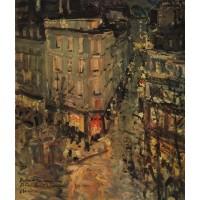 Paris boulevard des capucines 1906