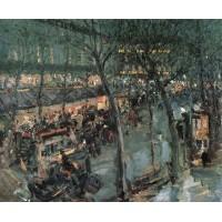Paris cafe de la paix 1906