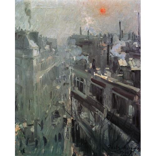 Paris morning 1906