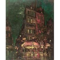 Paris venice street 1927