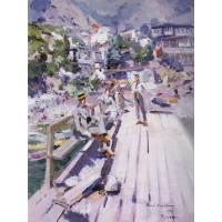 Pier gurzuf 1916