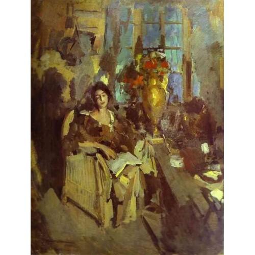 Portrait of a woman 1912