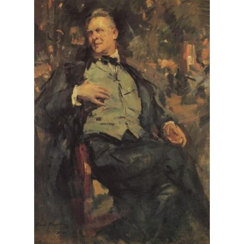Portrait of chaliapin 1921