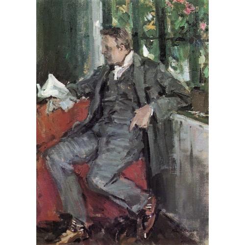 Portrait of feodor chaliapin 1905