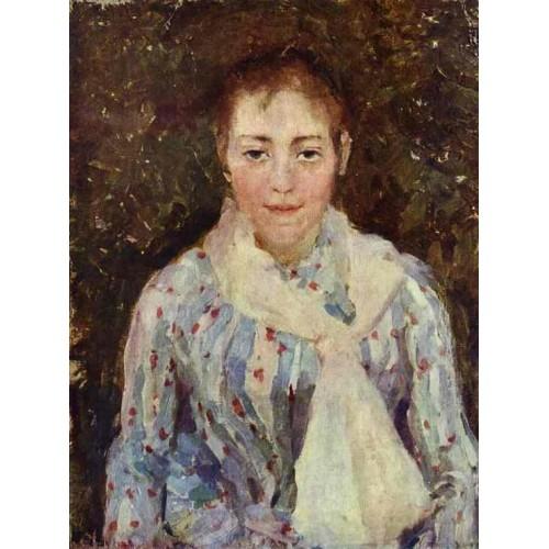 Portrait of the artist v v wulf