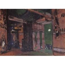 Salambo s room 1909