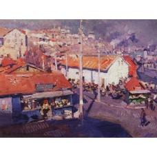 Sevastopol bazaar 1915