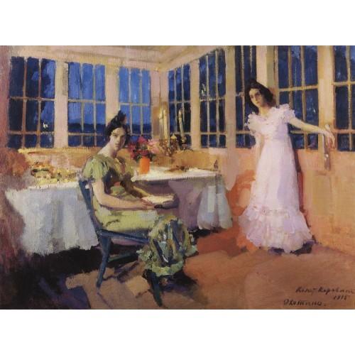 Terrace 1915