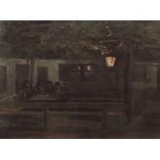 The spanish tavern 1888