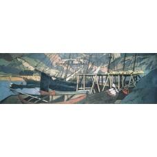 We ship encampments 1900