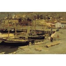 Yalta port 1909
