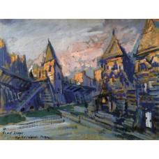 Yaroslavna s lament 1909