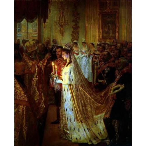 Wedding of Nicholas II