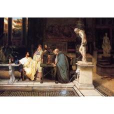 A Roman Art Lover 1