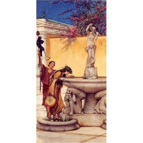 Between Venus and Bacchus