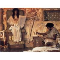 Joseph Overseer of Pharaoh's Graneries