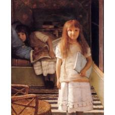 Laurense and Anna Alma Tadema