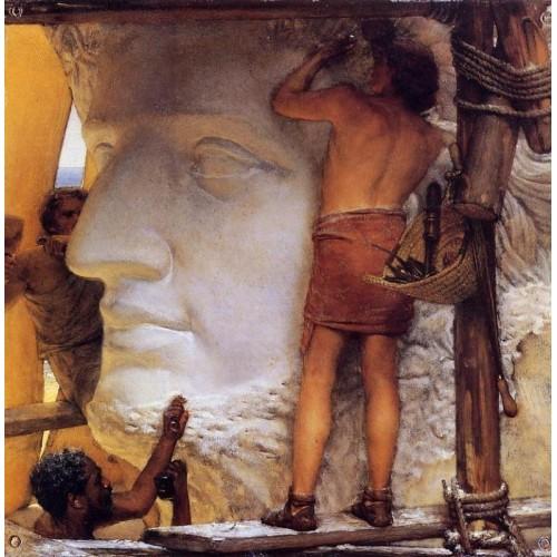 Sculptors in Ancient Rome