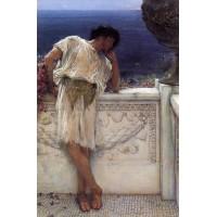 The Poet Gallus Dreaming