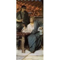 The Roman Wine Tasters