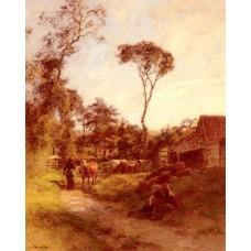 The Sombre Farm
