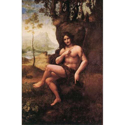 St John in the Wilderness (Bacchus)